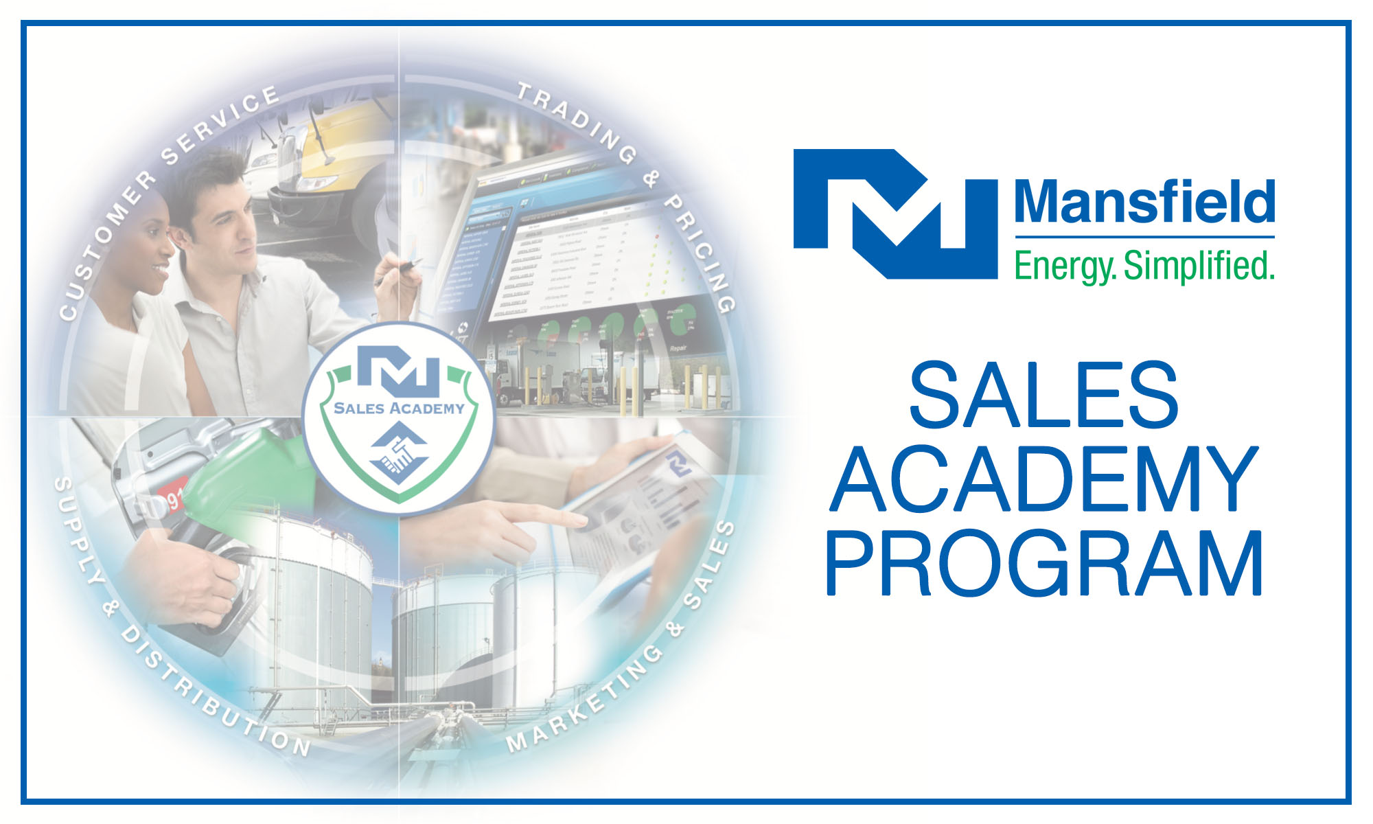 Mansfield Oil Sales Academy